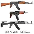 LOGO_YUNKER CO2 AIRGUN AKSU & AK47M RUSSIA