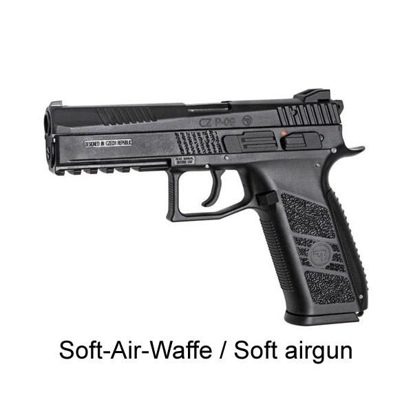 LOGO_CZ P-09 Airsoft & Airgun