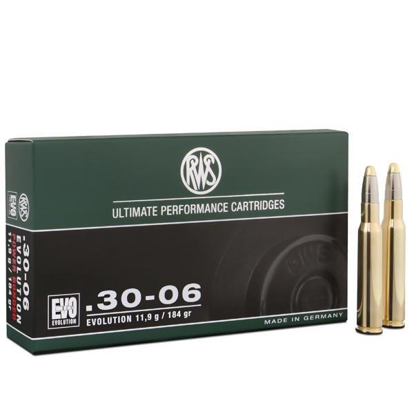 LOGO_RWS Rifle Cartridges