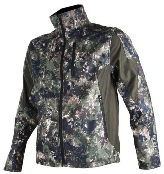 LOGO_SOMLYS Hunting Pixel Jacket 406