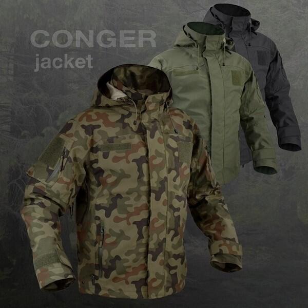 LOGO_Conger jacket