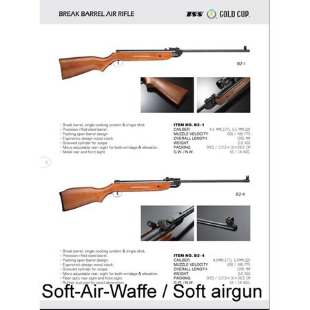 LOGO_Break Barrel Air Rifle