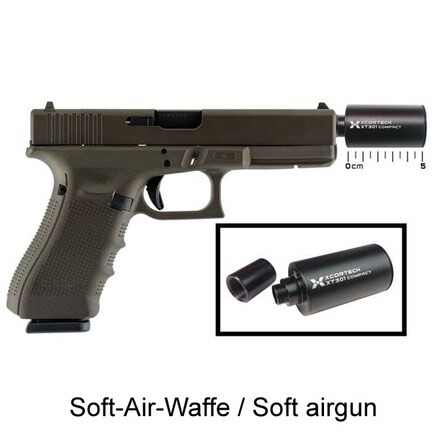 LOGO_Xcortech XT301 Compact Airsoft Tracr Unit