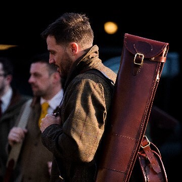 LOGO_Alan Paine Leather Shooting Accessories