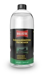 LOGO_Ballistol Silencer Cleaner