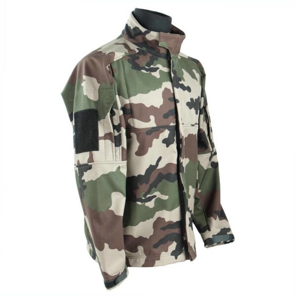 LOGO_Softshell Tactical Jacket