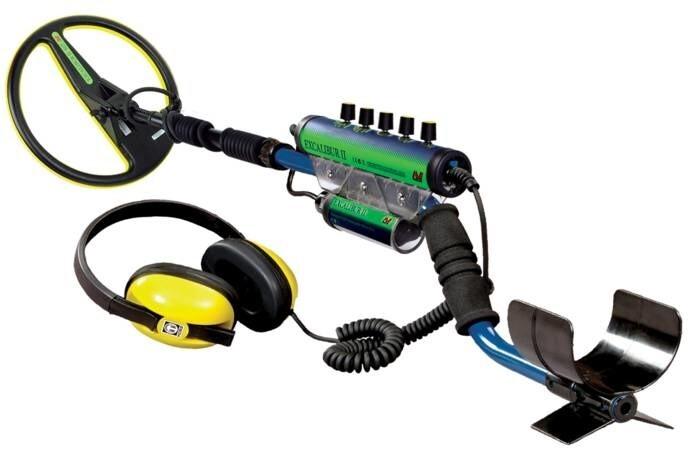LOGO_EXCALIBUR II Under Water Metal Detector