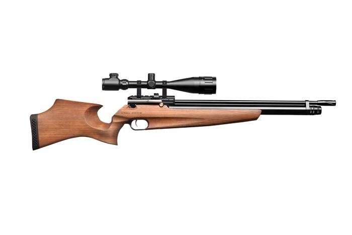 LOGO_PCP model Air Target Rifle