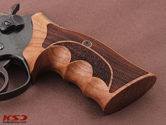 LOGO_Smith & Wesson K & L Rahmen Roundbutt