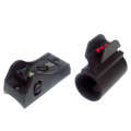 LOGO_Fiber optic tactical sight set