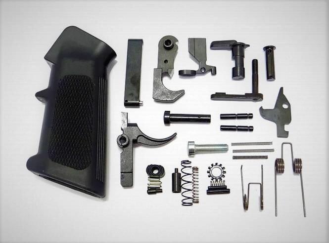 LOGO_AR-15 Lower parts kit 31