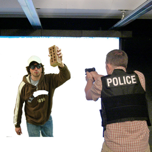 LOGO_Marksman Law Enforcement System for Judgmental Use of Force Training.