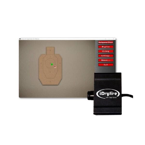 LOGO_iDryfire® Target System