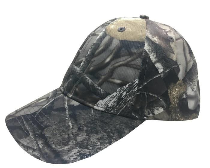 LOGO_Camouflage cap