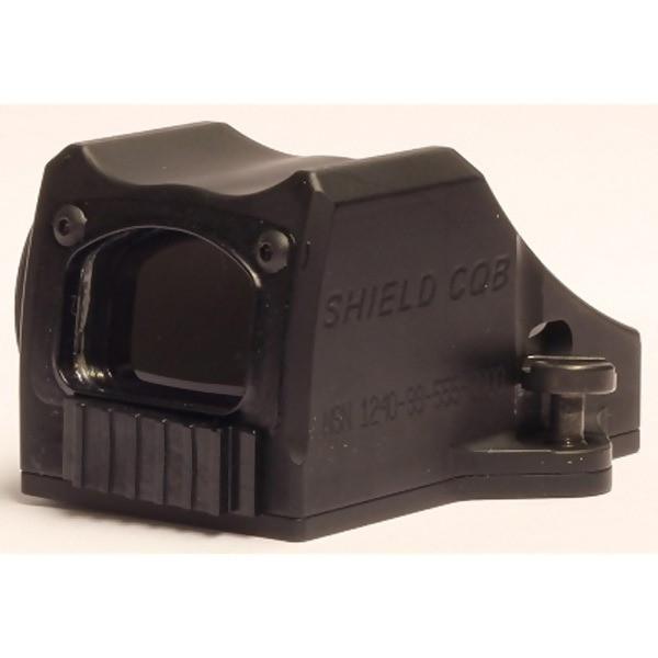 LOGO_Shield Close Quarter Battlesight (CQB)