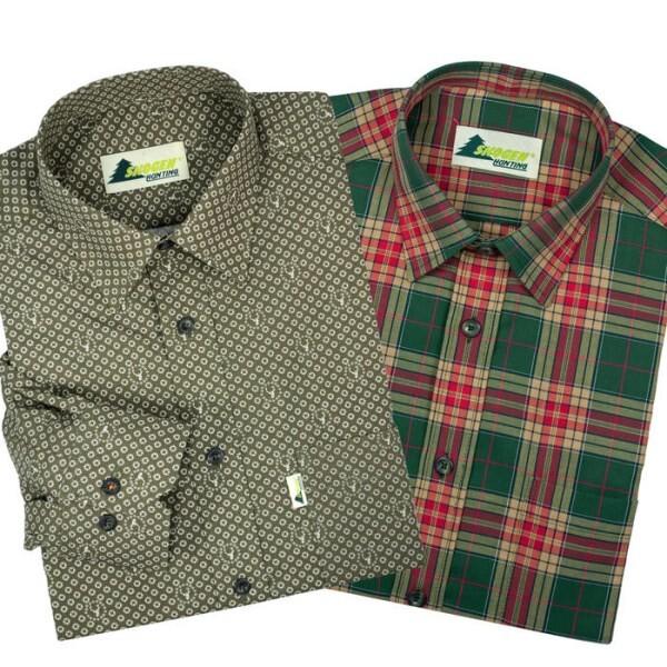 LOGO_Casual shirts