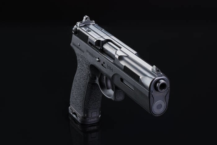 LOGO_Multi-Kaliber Pistole