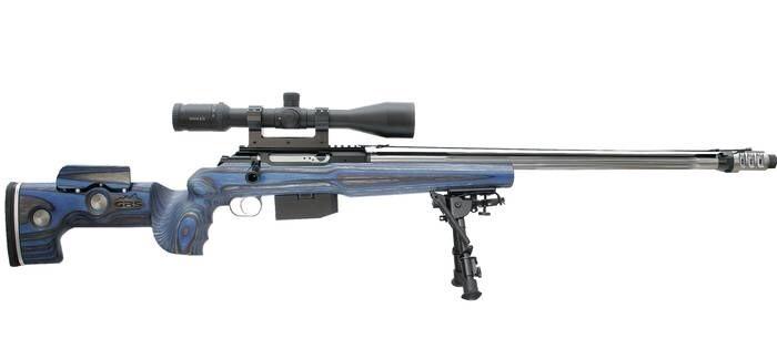 LOGO_Bolt-action rifle LBW/Match-Varmint