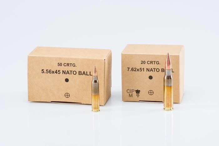 LOGO_Military ammunition
