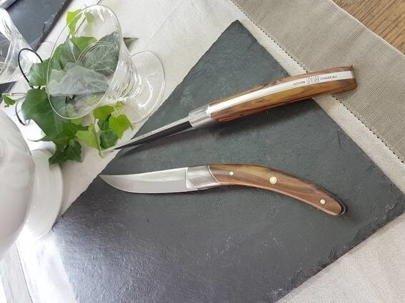 LOGO_STYLVER ORIGINES - Table steak knife