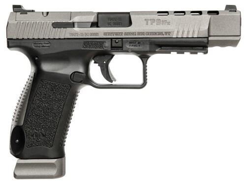 LOGO_TP9SFx Pistol, Cal. 9mm (HG3774G-N)