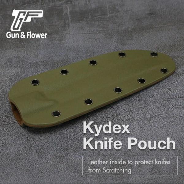 LOGO_Gun&Flower Kydex Knife Pouch