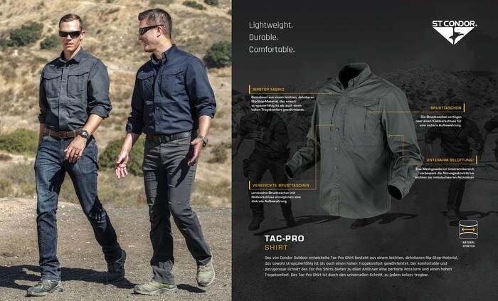 LOGO_Tac-Pro Shirt