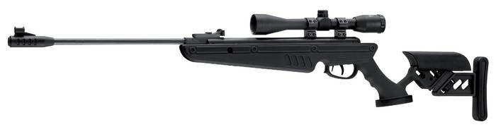 LOGO_Swiss Arms TG1 Break Barrel & optic Fiber Sights
