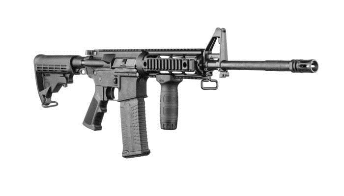 LOGO_EMTAN MZ 15 Semi Automatic Rifle