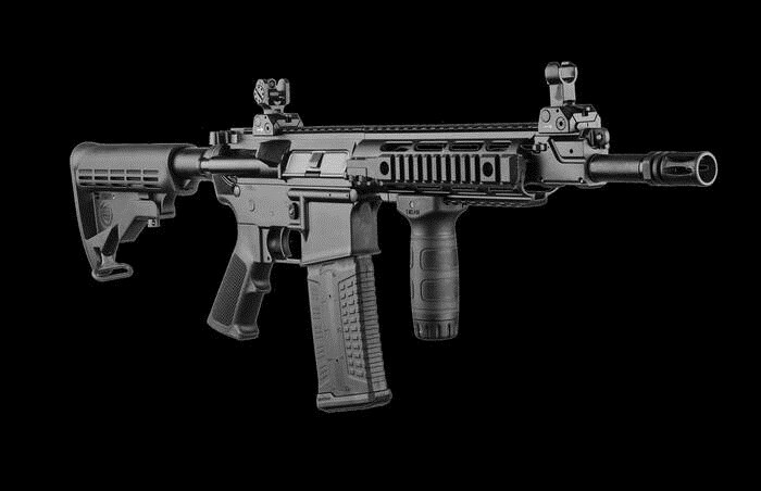 LOGO_EMTAN MZ-15P Semi Automatic rifle- PISTON Operation System
