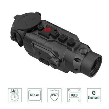 LOGO_TA435 Thermal Imaging Clip-on