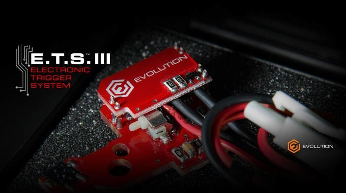 LOGO_E.T.S. III Electronic Trigger System
