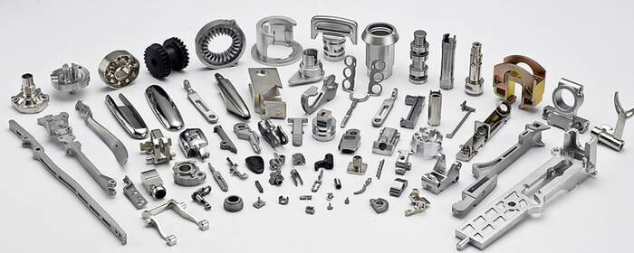 LOGO_Metal Injection Molding Parts [MIM]