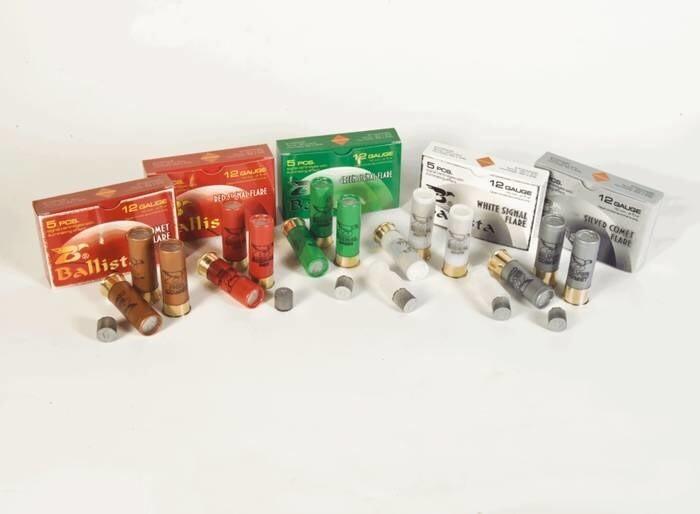 LOGO_12 gauge signal cartridges