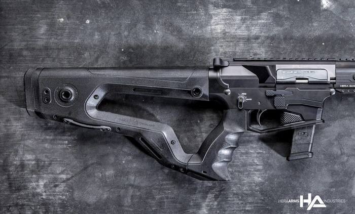LOGO_Hera AR15 CQR Buttstock and Front Grip