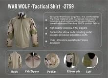 LOGO_WAR WOLF-Tactical Shirt-2759