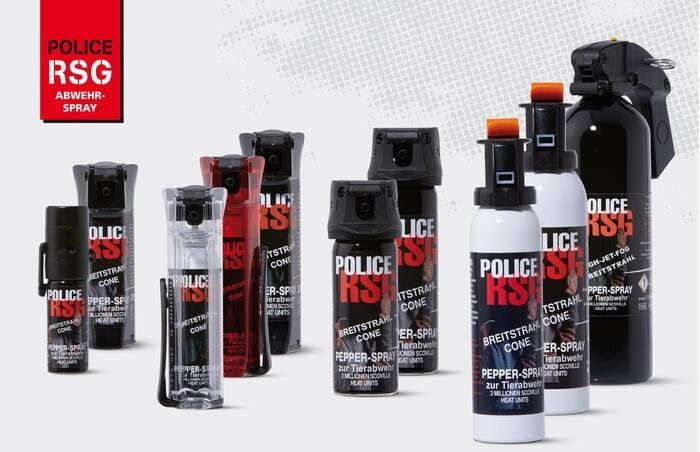 LOGO_Police RSG Defense Spray