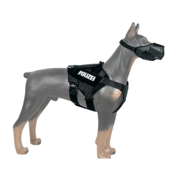 LOGO_19520 - DOG HARNESS