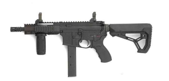LOGO_Gewehr LA-15/16, Kal. 9 mm Luger