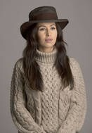 LOGO_HW38 - Ladies Tartan Thelma Hat