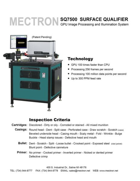 LOGO_SQ7500 Surface Inspection machine