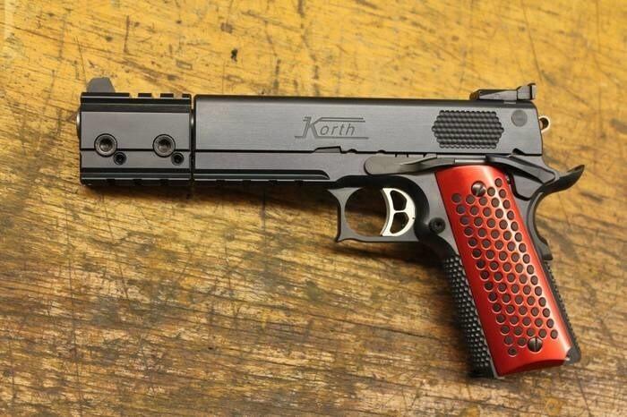 LOGO_Korth Pistole PRS