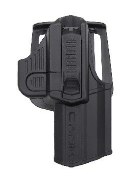 LOGO_Slide Release Retention Polymer Holster