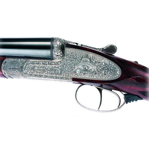 LOGO_Royal Shotgun, Holland style engrave