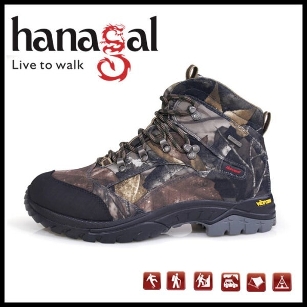 LOGO_Hunting boots