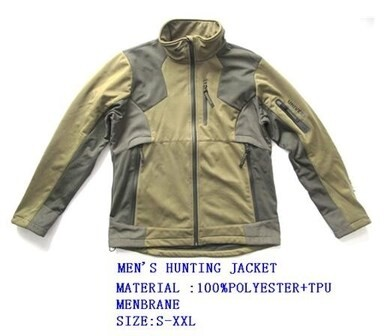 LOGO_MEN'S HUNTING JACKET