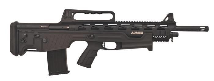 LOGO_Vector Bull Pup Shotguns