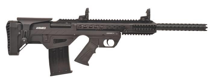 LOGO_Vector 20 Bull Pup Shotgun