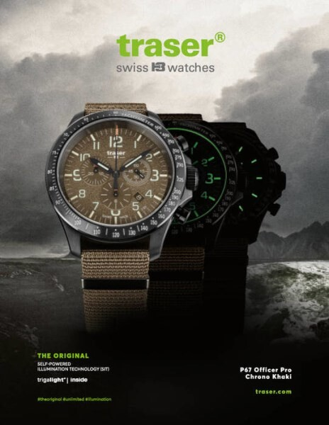 LOGO_P67 Officer Pro Chronograph - 109459