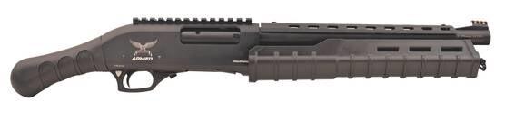 LOGO_Gladiator Pump Action Shotgun